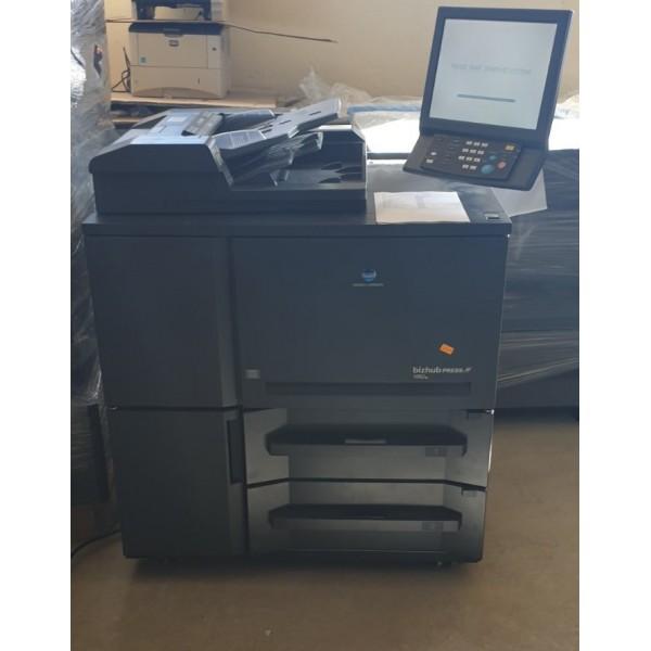 Konica Minolta Bizhub Press 1052